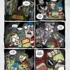 """Strange Kids Club """"Too Gross"""" pg 1"""